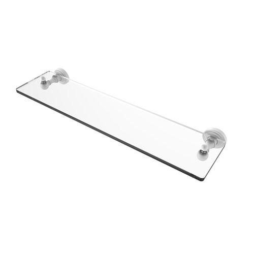 Waverly Place Glass Shelves