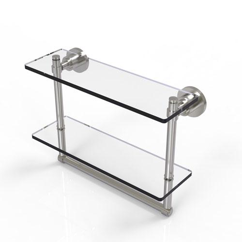 Washington Square Glass Shelves