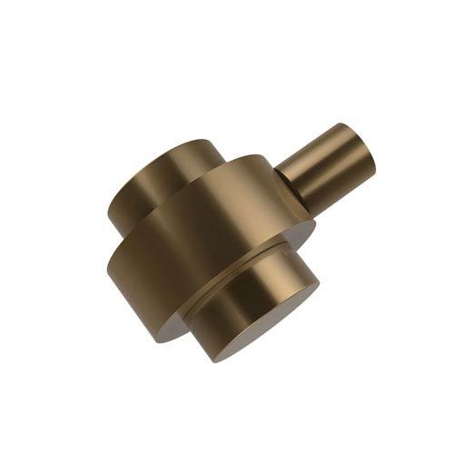 Cabinet Hardware Brushed Bronze 1-1/2 Inch Cabinet Knob