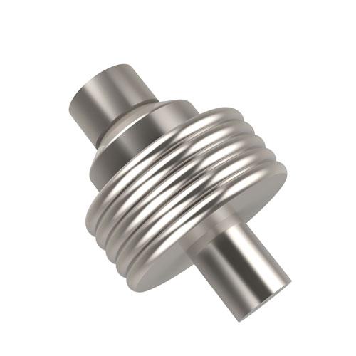Allied Brass 1-1/2 Inch Cabinet Knob, Satin Nickel