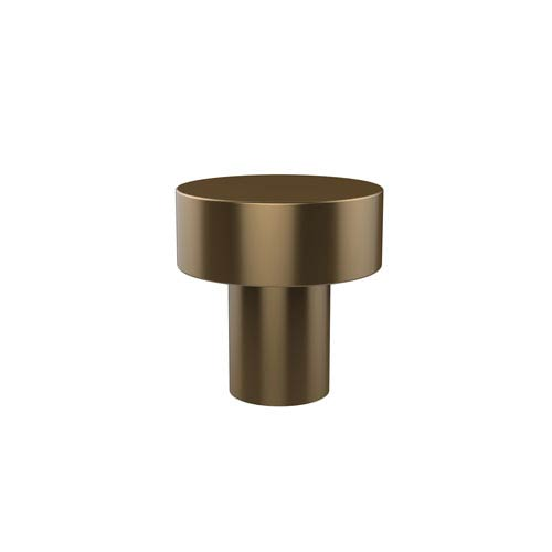 Brushed Bronze Knob