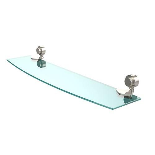 Polished Nickel 24-Inch Single Shelf