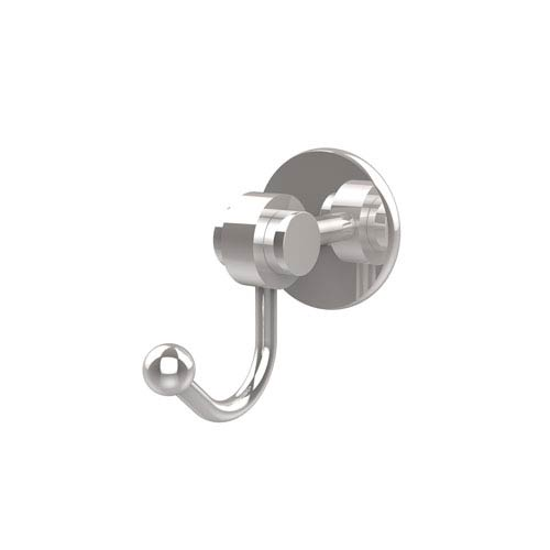 Allied Brass Satellite Orbit Two Collection Robe Hook, Polished Chrome