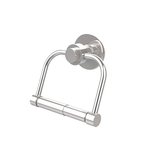 Polished Chrome Double Post Toilet Paper Holder