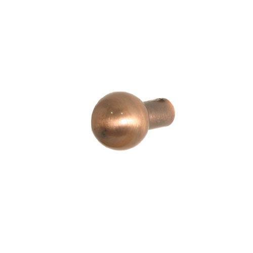 Antique Copper Knob 1-1/4 Inch
