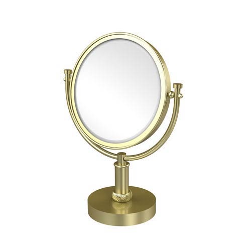 8-Inch Vanity Top Make-Up Mirror 5X Magnification