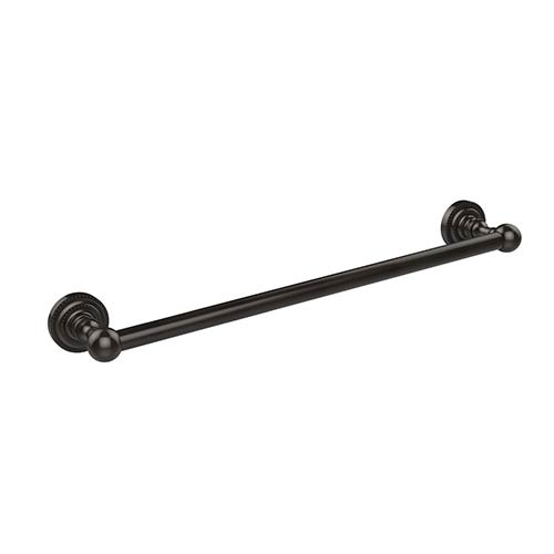 Allied Br Dottingham Oil Rubbed Bronze 36 Inch Towel Bar