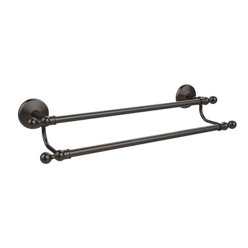 Monte Carlo Collection 24-Inch Double Towel Bar