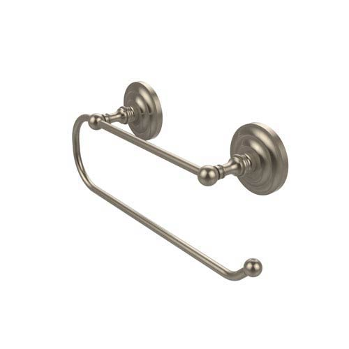 Allied Brass Prestige Que New Wall Mounted Paper Towel Holder, Antique Pewter