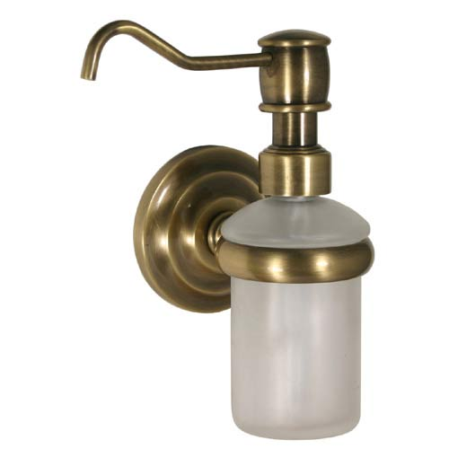 Allied Br Brushed Bronze Wall Mounted Soap Dispenser