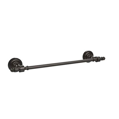 Oil Rubbed Bronze 18-Inch Towel Bar