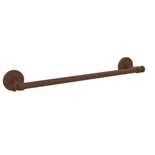 Southbeach Collection 18 Inch Towel Bar, Antique Bronze