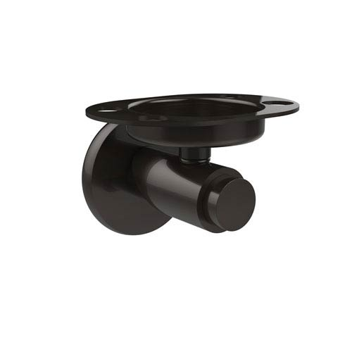 Tribecca Collection Tumbler and Toothbrush Holder, Oil Rubbed Bronze