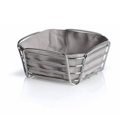 Bread Basket, Small  Taupe