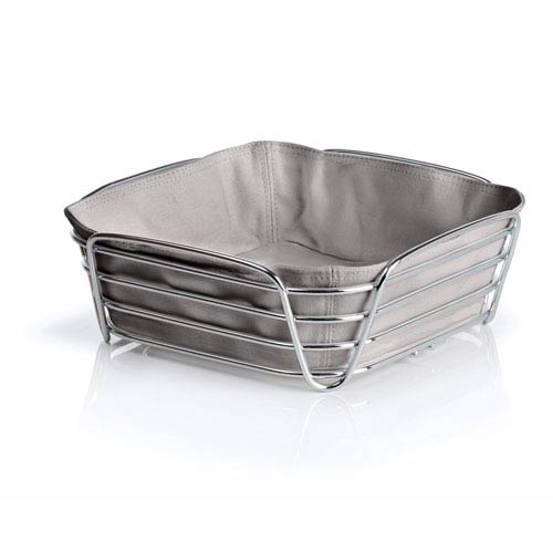 Bread Basket, Large Taupe