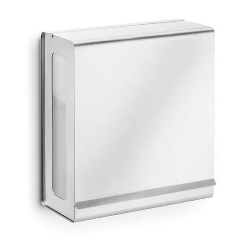 Brushed Stainless Steel Paper Towel Dispenser