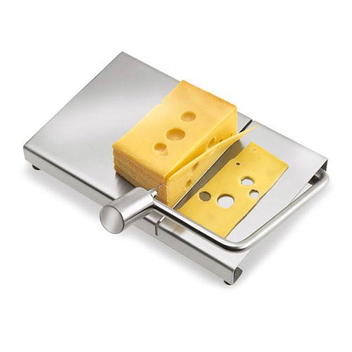 Blomus Froma Brushed Stainless Steel Cheese Cutter