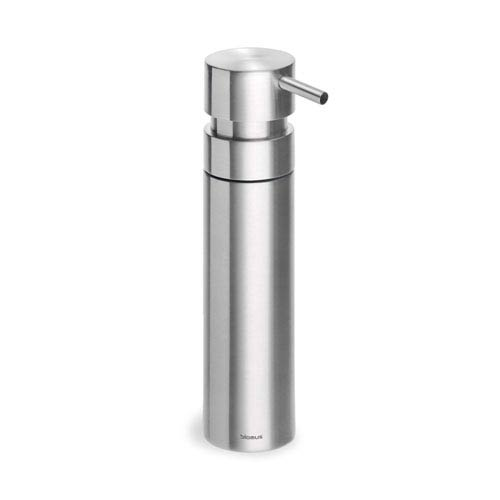 Blomus Nexio Brushed Stainless Steel Soap Dispenser 68615 Bellacor