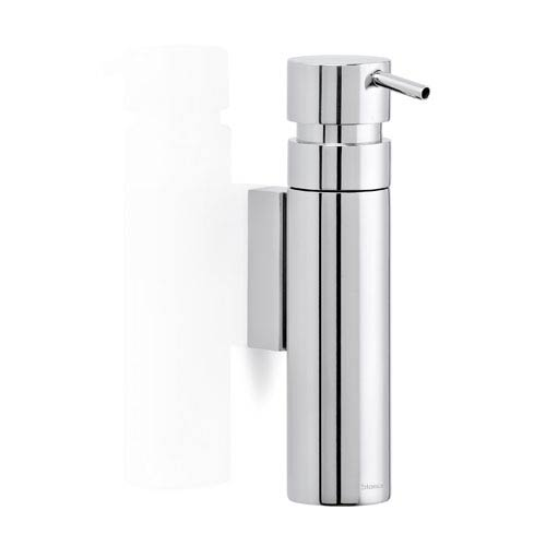 Nexio Polished Stainless Steel Wall Soap Disp
