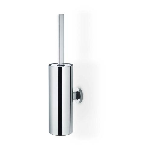 Areo Polished Stainless Steel Wall Mounted Toilet Brush
