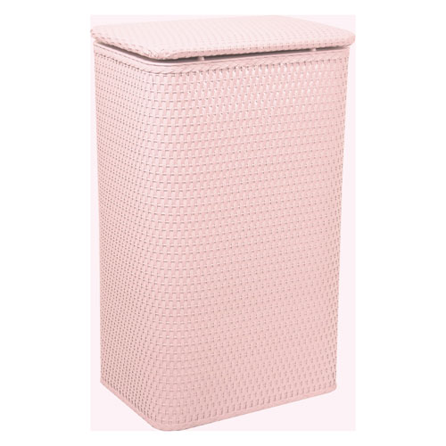 Chelsea Crystal Pink Apartment Hamper