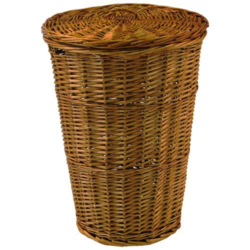 Redmon Company Willow Round Honey Hamper