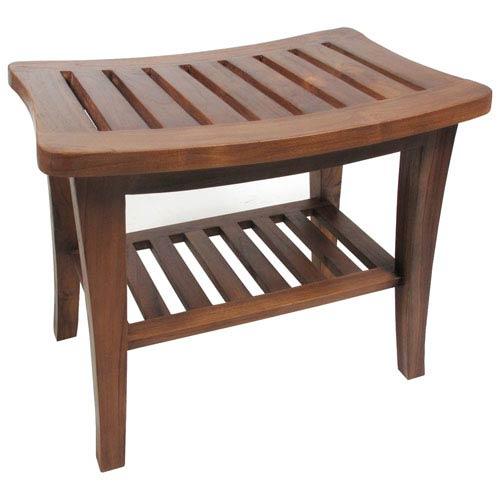 Redmon Company Genuine Teak Bench