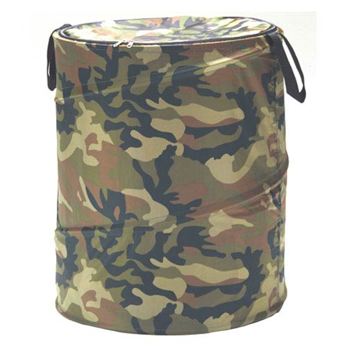 Redmon Company Original Bongo Bag Camoflouge Pop Up Hamper