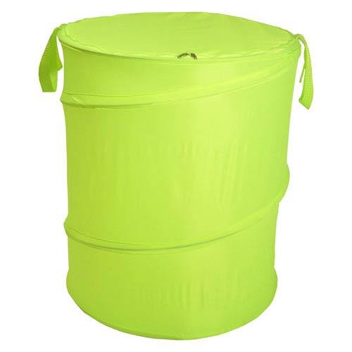 Original Bongo Bag Lime Green Pop Up Hamper