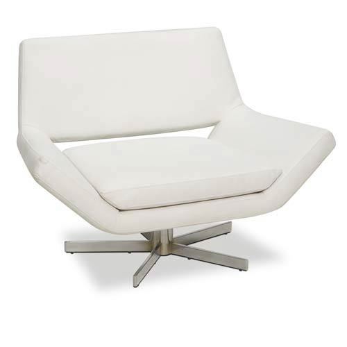 White Wide Yield Chair