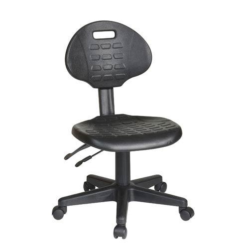 Executive Resin Ergonomic Chair with Seat Tilt and Back Angle Adjustment