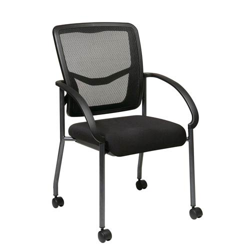 Progrid Back Visitors Chair