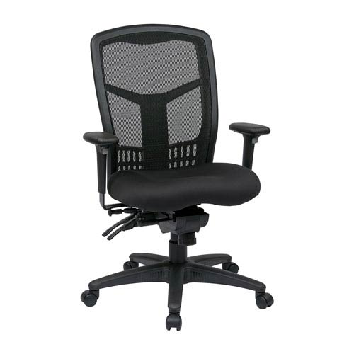 office star products progrid high back managers chair 92892 30