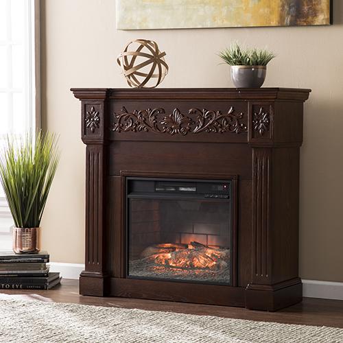 Calvert Infrared Fireplace