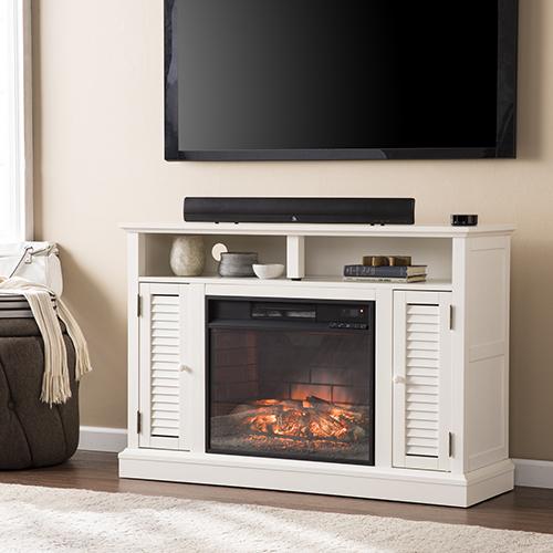 Antebellum Infrared Fireplace