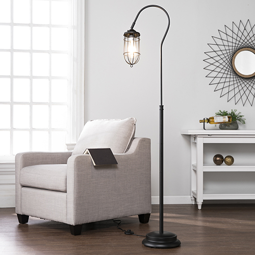 Terrance LED Floor Lamp