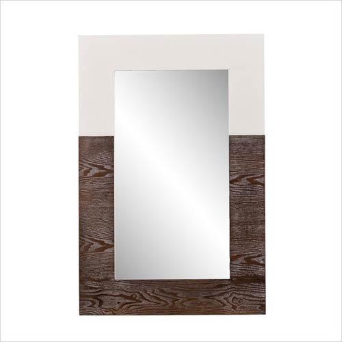 Wagars Burnt Oak Mirror