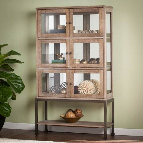 Southern Enterprises Belstrom Lighted Contemporary Curio