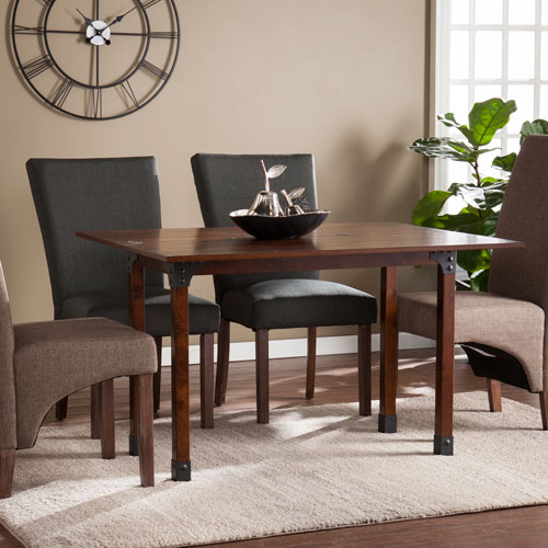 Deveron Flip Top Console to Dining Table