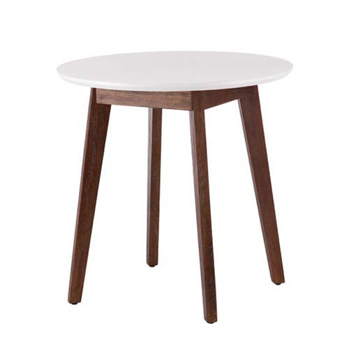 White Oden Dining Table