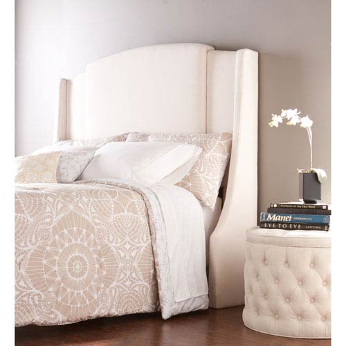 Kirkham Expandable Upholstered Headboard Full/Queen/King