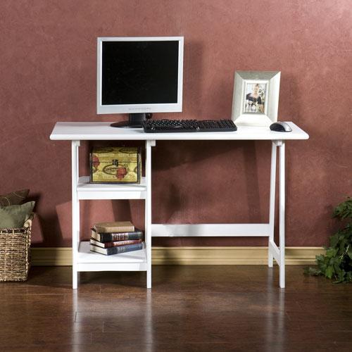 Langston White Desk