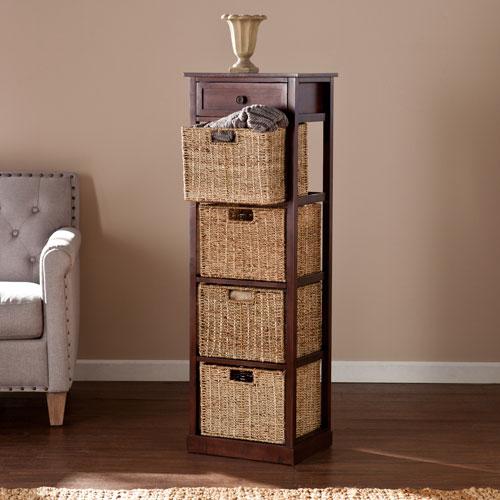 Kenton 4-Basket Storage Tower