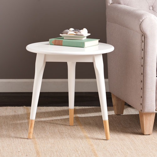 Alden Round Side Table