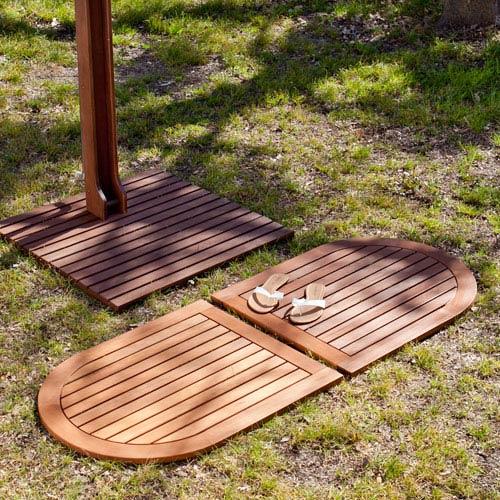 Rio Outdoor Floor Tile - 2pc Set