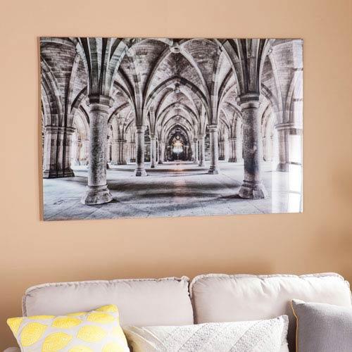 Imax Cassander Double Glass Print Wall Art Set Of 4 27523 4   Bellacor