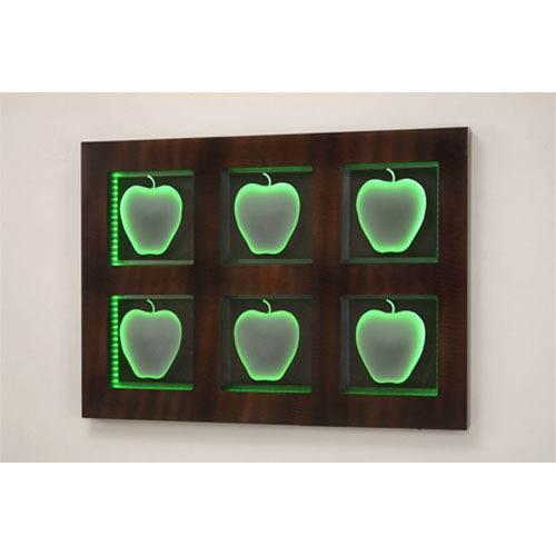 NOVA of California Emulation Rootbeer LED 42-Inch Wall Art