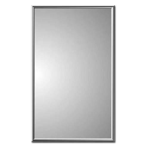 Charmant Regulus 16 X 26 Chrome Recessed Medicine Cabinet