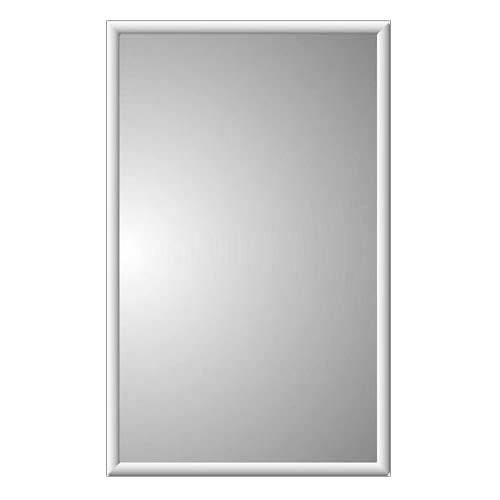 Zaca Capella 16 x 26 White Recessed Medicine Cabinet  sc 1 st  Bellacor & Recessed Mirrored Medicine Cabinets | Bellacor