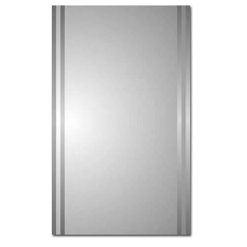 Mintaka Recessed Medicine Cabinet  sc 1 st  Bellacor & Chrome Polished Medicine Cabinets Free Shipping | Bellacor